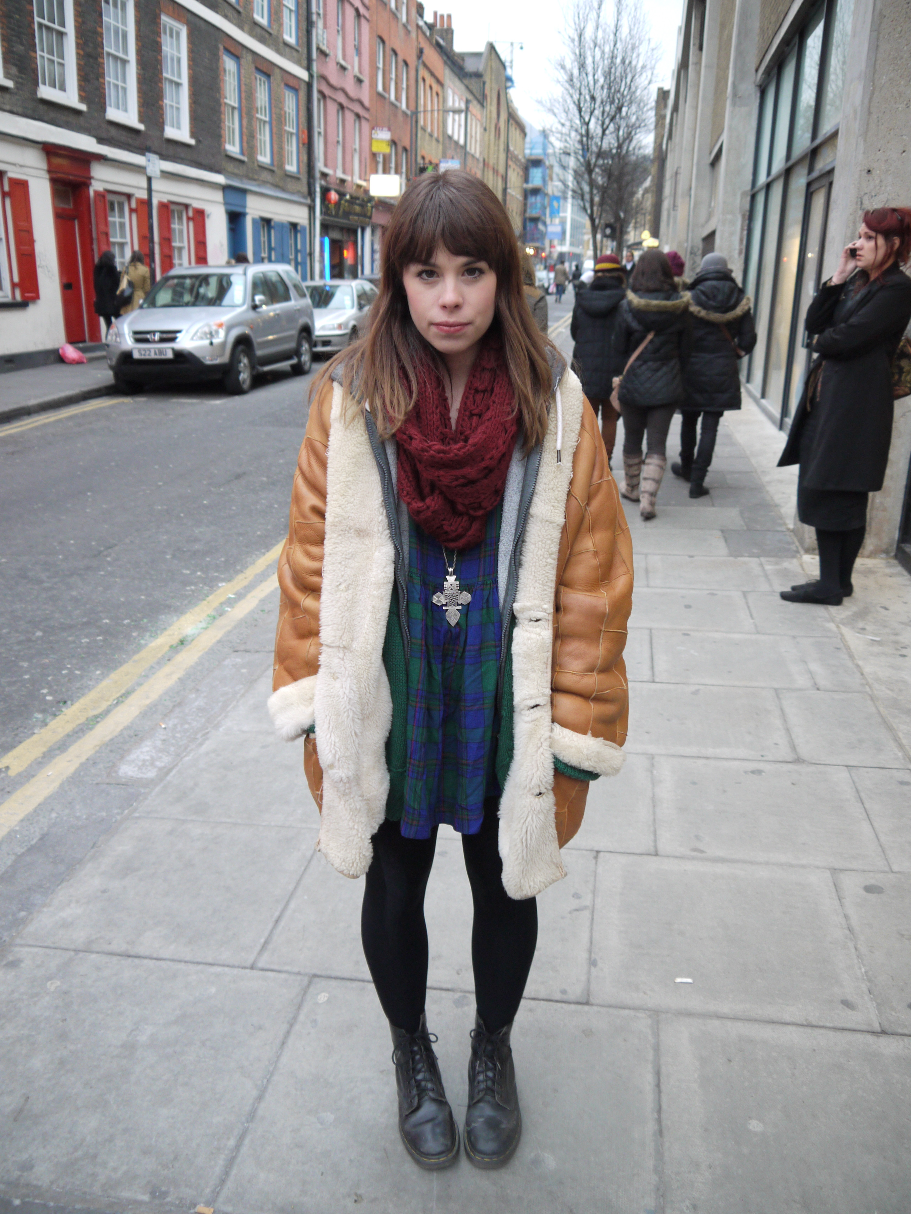 Top London Winter Street Style Trends Style Savage